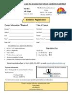 2016 Exhibitor RegistrationFinal
