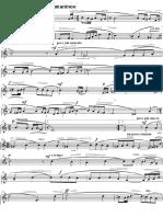 Rachmaninov Vocalise pour violon