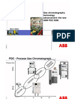 ABB Gas Chromatography Analyzer