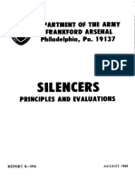 Silencers - Principles Evaluations