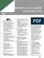 Le Nouveau Taxi 3 - Corriges Du Cahier