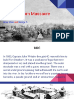 fort dearborn massacre