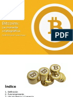 Fundamentos de STI - BItcoins