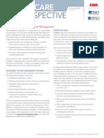 Principles of Healthcare Risk Management - 2014-1