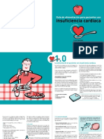 Guia de Alimentacion Para Pacientes Con Insuficiencia Cardiaca