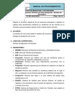 DME SP04 Gestion Visa Inmigrante
