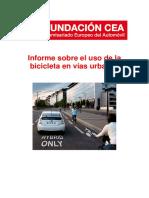 Informe Uso Bicicleta