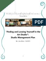 classroom management plan final pdf