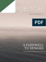 Spring 2015 JCL Publicae