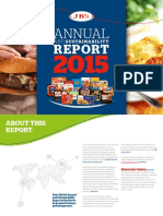 2015 JBS Annual and Sustainability Report