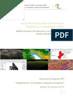 Curso de Introducción Al Inventario Forestal Con Tecnología LiDAR QGIS