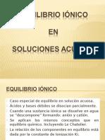 Acidos Bases Equilibrio Ionico 2015