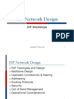 01 ISP Network Design