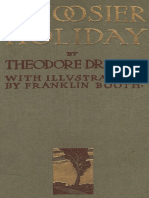 Chapter 33 of Hoosier Holiday by Theodore Dreiser