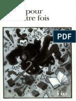 Céline Louis Ferdinand Féerie Pour Une Autre Fois