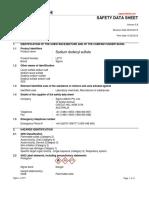 Sodium Dodecyl Sulfate Sigma 20130906