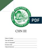 CHN III