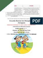 Mi Diario:Yeor_Estudiante Normalista