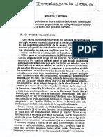 Brioschi, F. y Di Girolamo, C. - Introducción Al Estudio de La Literatura Pag76-83