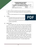 3. RBT - Analisa Saringan Agregat Halus Dan Kasar