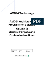 AMD Programmer Manual