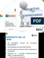 Sesión 24 estudio administrativo legal y organizacional 2da parte