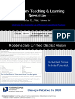 elementary teaching   learning newsletter v 34 may 12