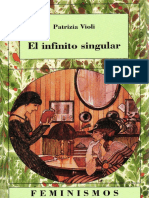 El infinito Singular - Patrizia Violi