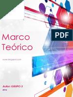 Marco Teorico Capitulo II