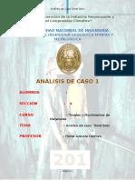 Análisis de caso Tunel Bolu