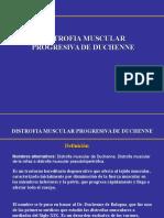 Tema 17 Distrofia Muscular de Duchenne