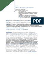 Mini Revision Fibromialgia
