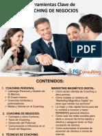 Módulo 1 Herramientas Clave de Coaching de Negocios