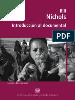 Introducción Al Cine Documental Bill Nochols