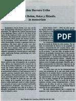 David Bohm. Físico y filósofo. in memoriam.pdf
