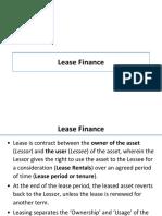 1 Lease Finance