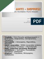 Obat Anti Depjresi