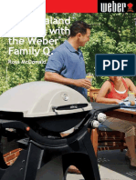 Cooking With the Weber Family Q