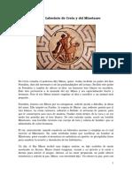 Mito Del Laberinto de Creta y Del Minotauro
