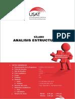 Analisis Estructural II Grupo A