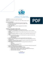 CK L4 Skill Assessment 10-09