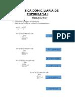 Practica Domiciliaria de Topografía 1