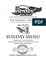 12062016 sunday menu regency - Ina Garten Lamb Recipes
