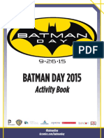 Batman Day Activity Kit