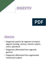 Tubul Digestiv 2016