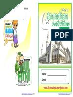 Ramadhan Activities Book