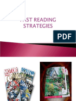 Fast Reading Strategies for Agri