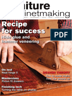 Furniture and Cabinetmaking January 2016