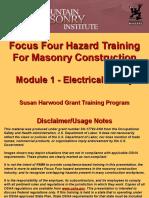 Focus Four Module1