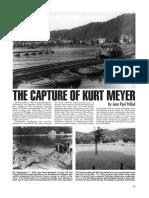 Capture Kurt Meyer [After the Battle №98]